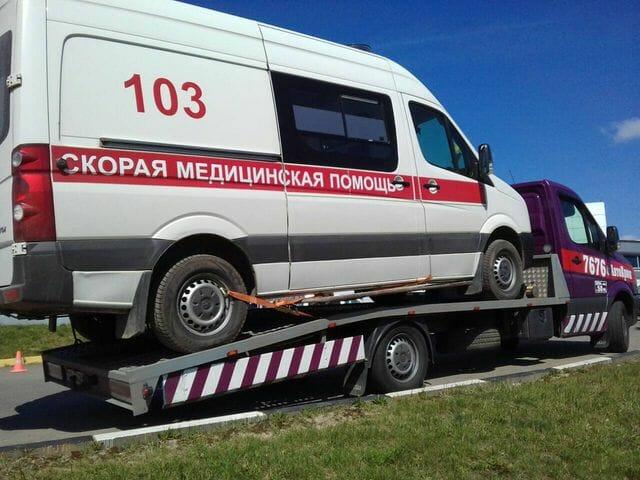 Эвакуатор Минск круглосуточно